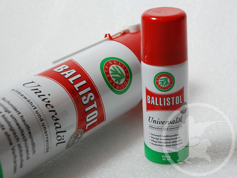 Масло «Ballistol» spray 50 мл